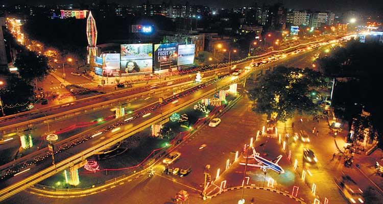 Best City of Gujarat Surat