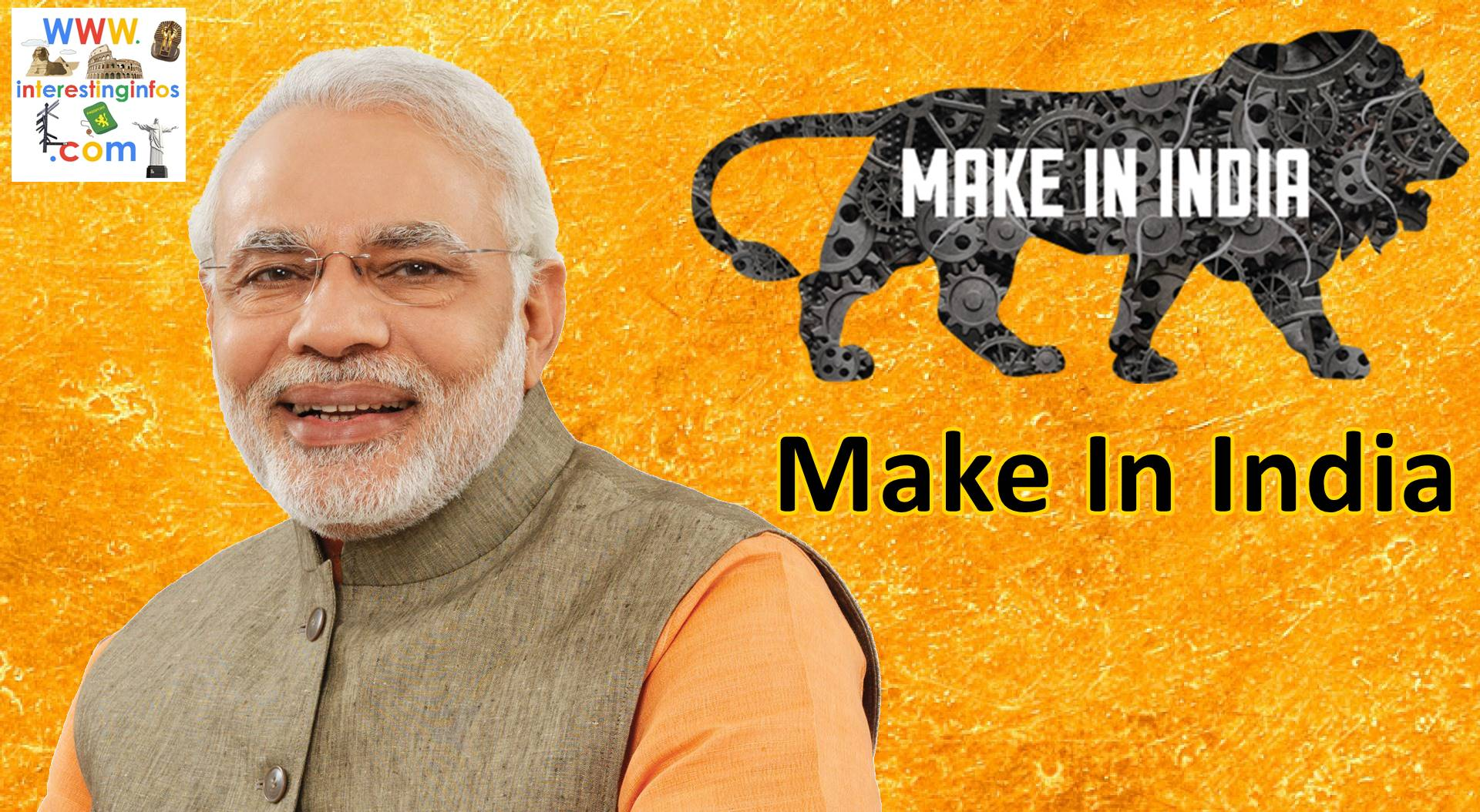 Narendra modi Make in India