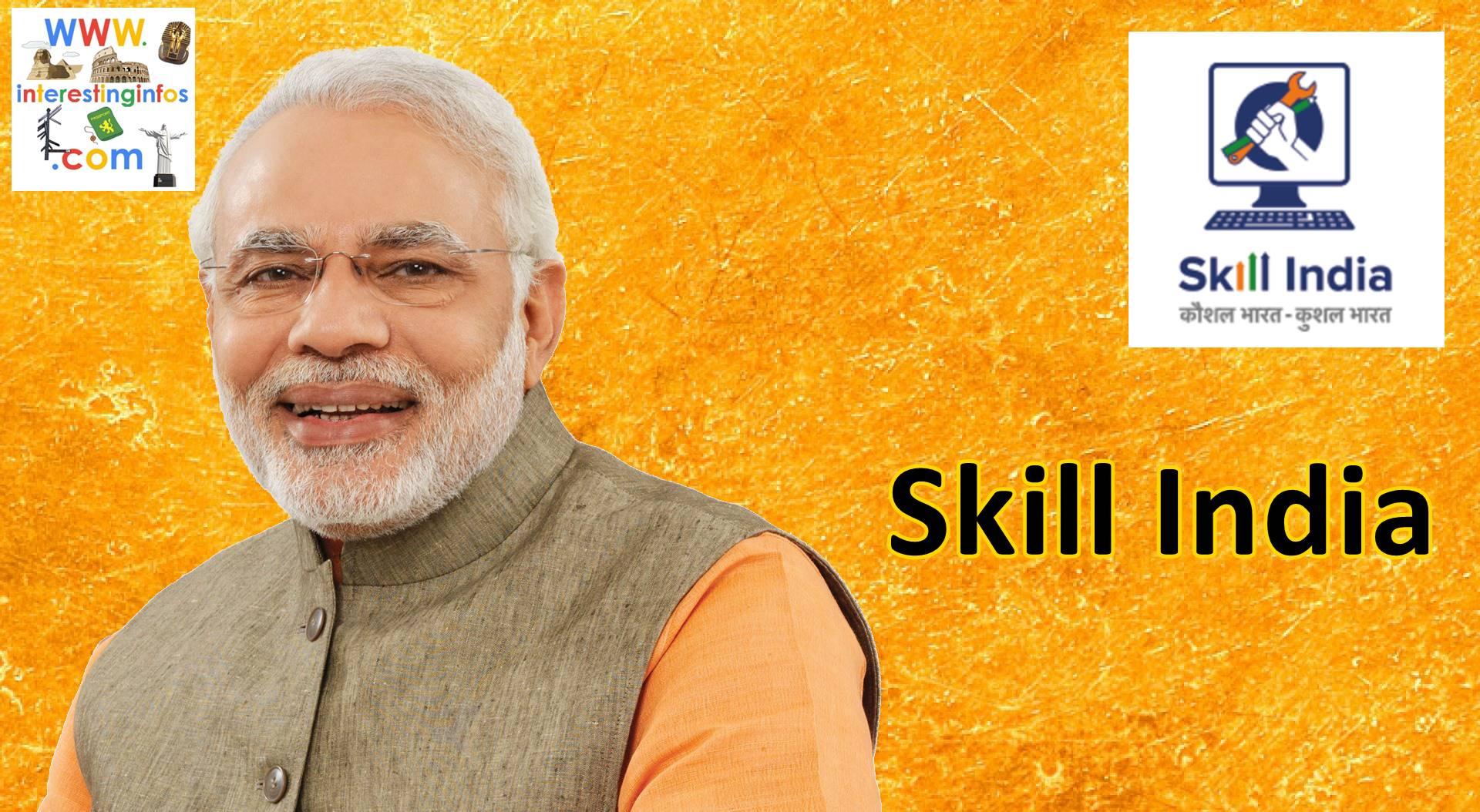 Narendra modi Skill India