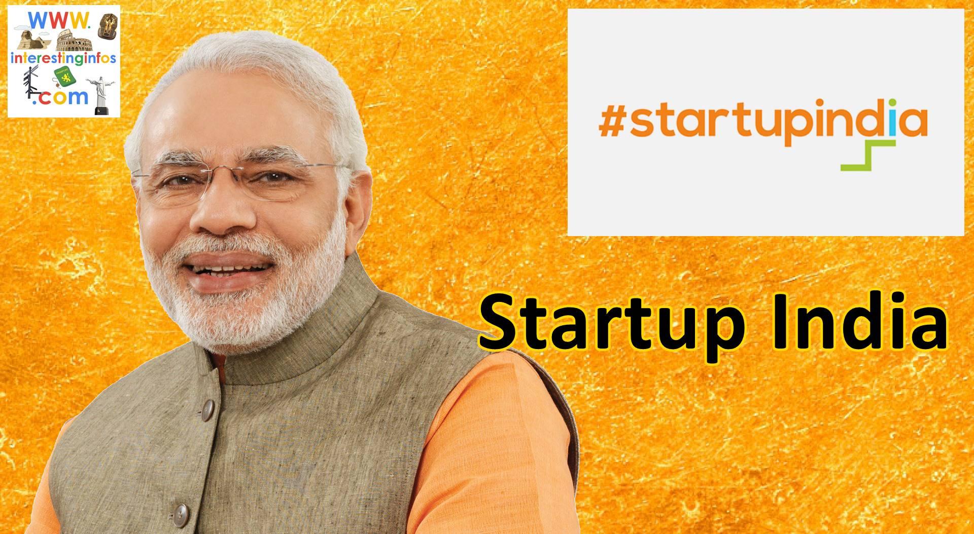 Narendra modi Startup india