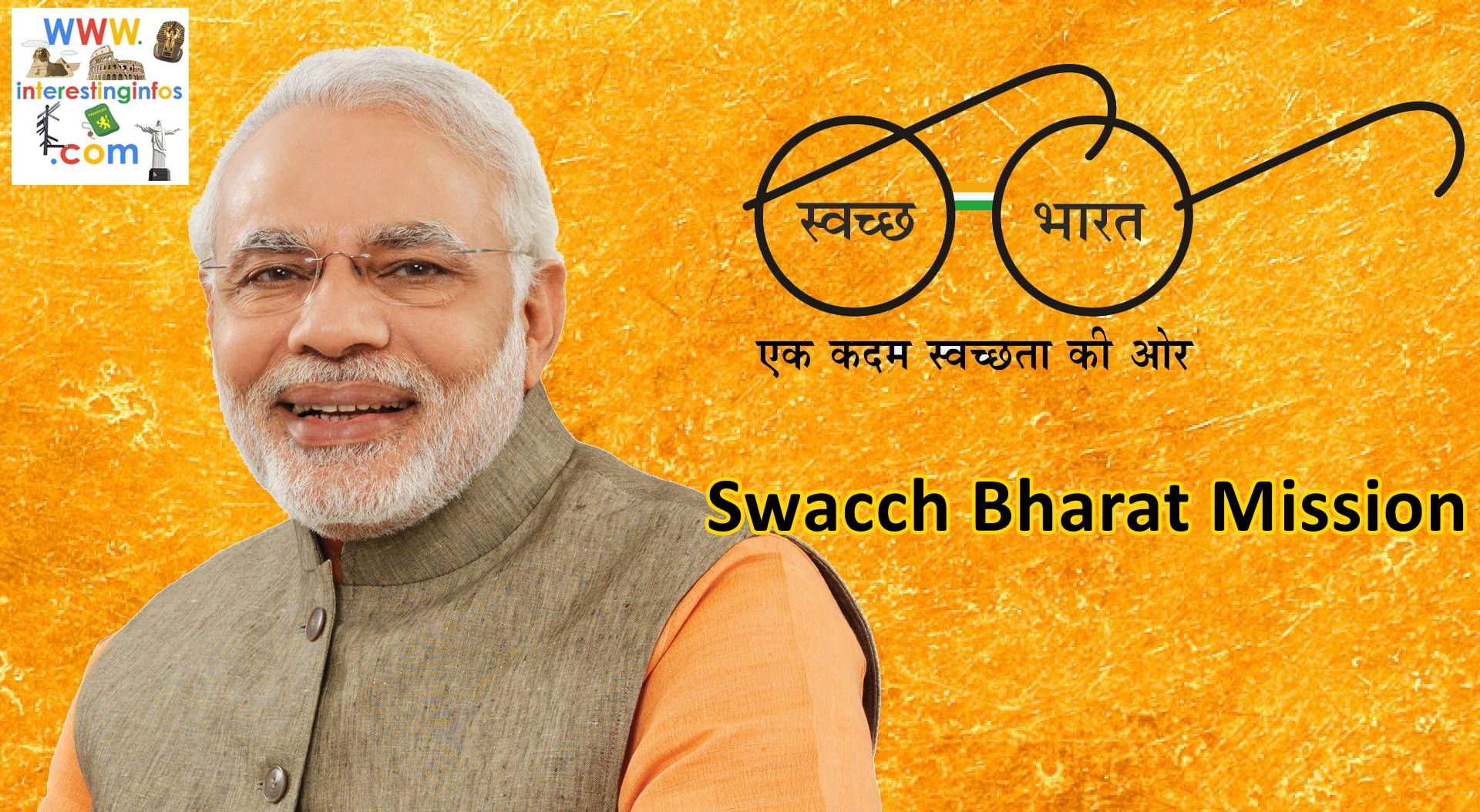 Narendra modi Swacch Bharat