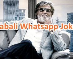 Kabali Whatsapp Jokes