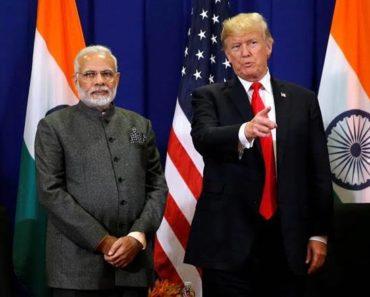 Trump ahmedabad visit